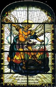 Kostelní okno