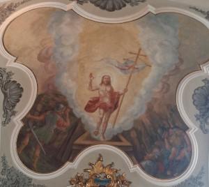 zmrtvýchvstalý milosrdní kaple