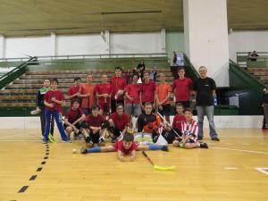 Florbalový turnaj v Olomouci