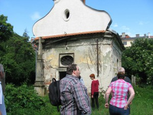 Prohlídka kláštera MB 036