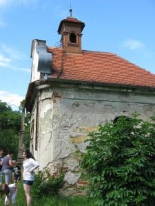 Prohlídka kláštera MB 037