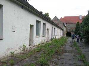 Prohlídka kláštera MB 051