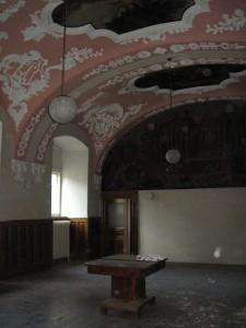 Prohlídka kláštera MB 052