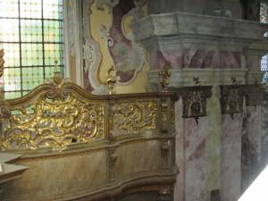 Prohlídka kláštera MB 062