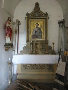 Prohlídka kláštera MB 069