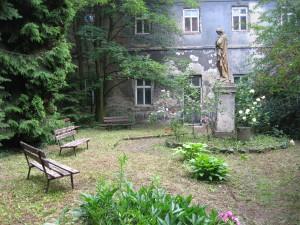 Prohlídka kláštera MB 076